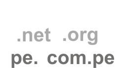 Registra tu dominio en lenguaje visual