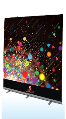 Roll Screen Extra Ancho 2.40 x 2.0 metros Diseño Impresión