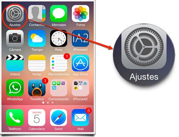 Configurar Correo en iPhone