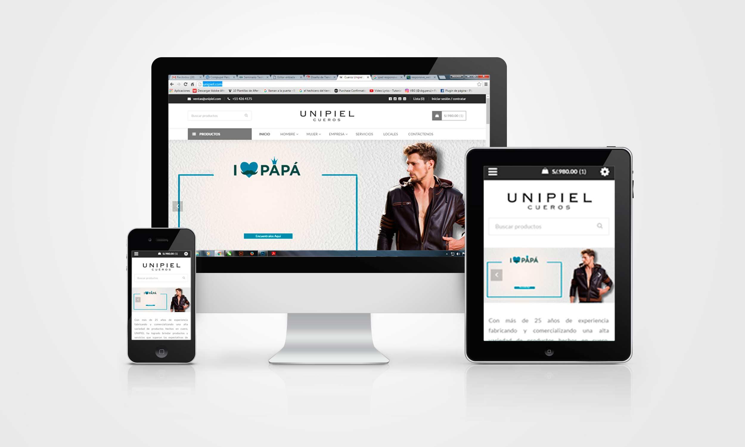 Desarrollo de tienda virtual |   Ventas Online | Diseño y Diagramación