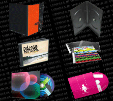 CD-DVD - Lenguaje Visual Peru