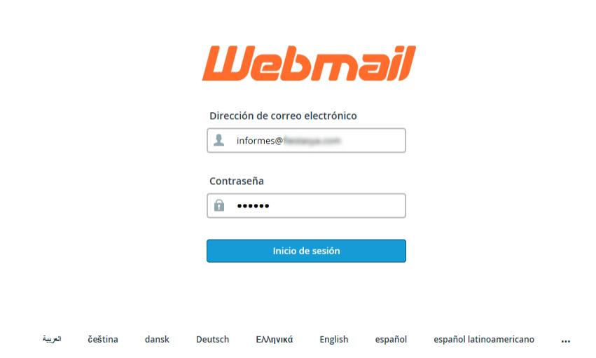 creación de firmas de correo