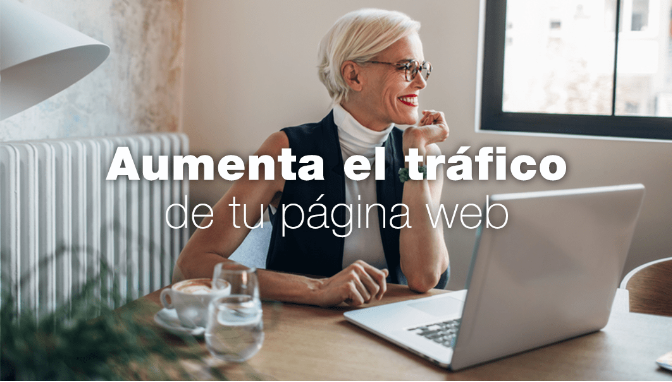 8 maneras de dirigir tráfico a tu página web