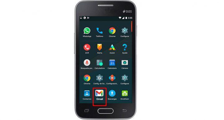 Configurar Correo en Android ¡en GMAIL!